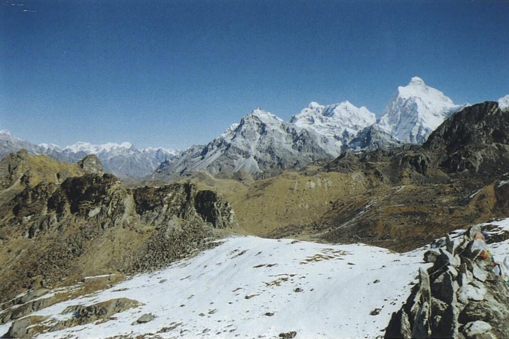 Mirgin La Kanchenjunga Base Camp Trek Nepal Trekking Hike Hiking Himalayas