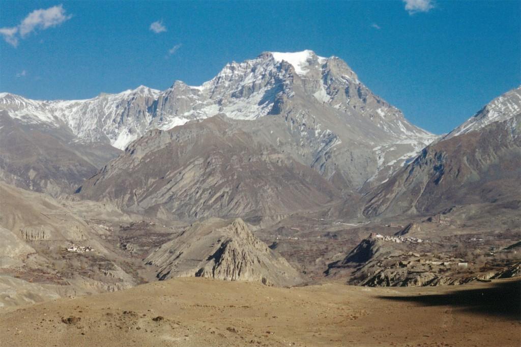 Thorung Thorong La Annapurna Circuit Trek Trekking Hike Hiking Nepal