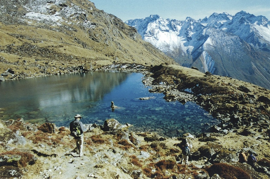 Lake Kanchenjunga Base Camp Trek Nepal Trekking Hike Hiking Himalayas