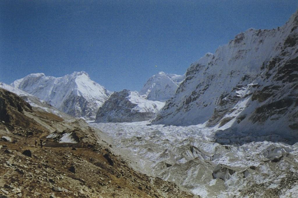 Kanchenjunga Glacier Base Camp Trek Nepal Trekking Hike Hiking Himalayas