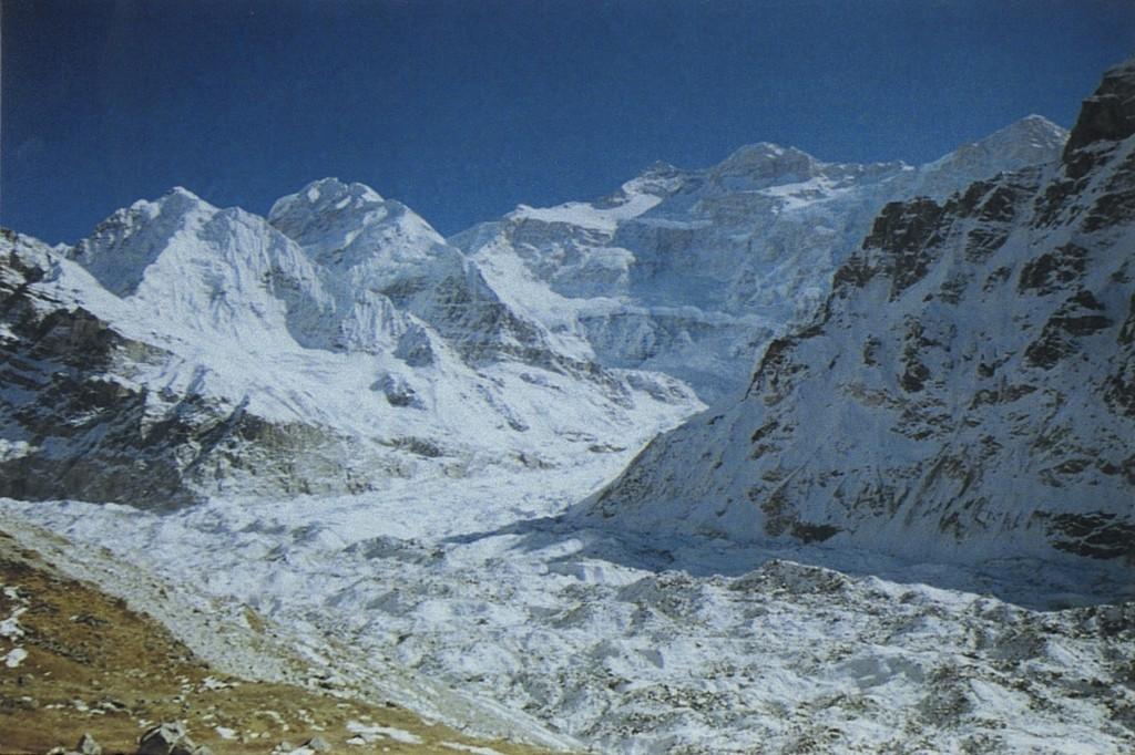 North Face Kanchenjunga Base Camp Trek Nepal Trekking Hike Hiking Himalayas