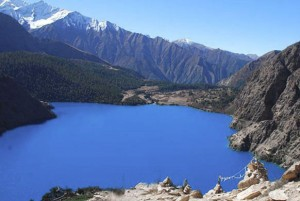 Phoksundo Lake Lower Inner Upper Dolpo Trek Nepal Trekking Hike Hiking Himalayas