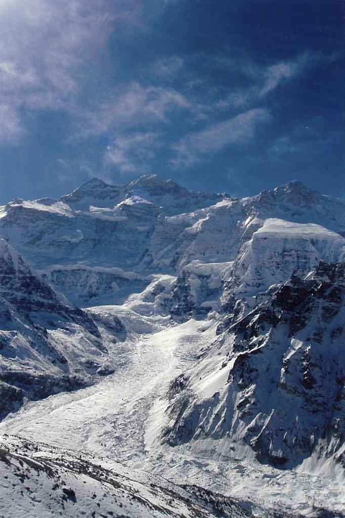 Kanchenjunga North Face Base Camp Trek Nepal Trekking Hike Hiking Himalayas