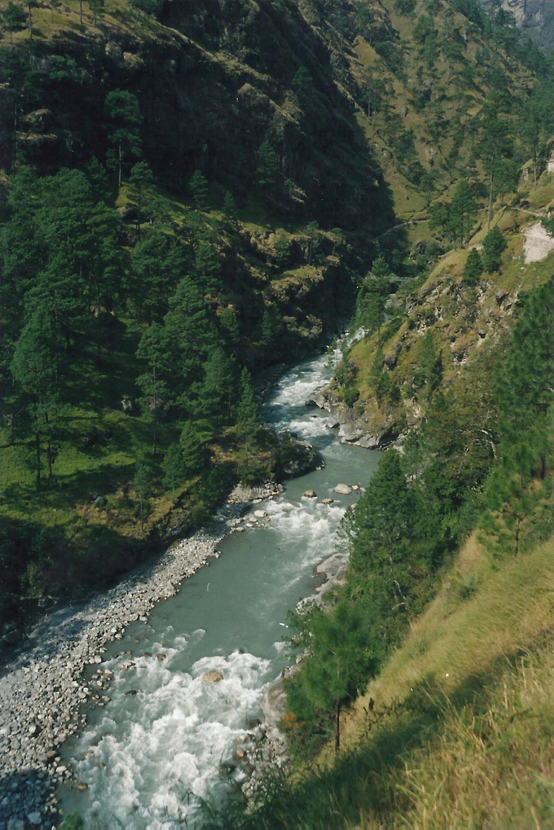 Himalayan River Rara Lake Trek Trekking Hike Hiking Nepal