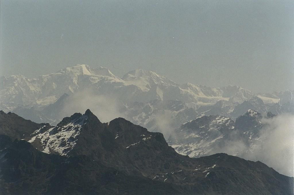 Shipton La Makalu Base Camp Trek Nepal Trekking Hike Hiking Himalayas