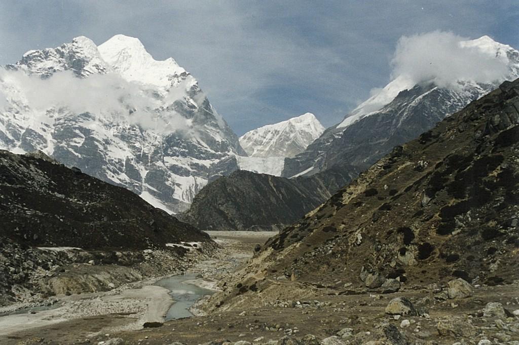 Makalu Peak Base Camp Trek Barun Valley Makalu-Barun National Park Nepal Trekking Hike Hiking Himalayas