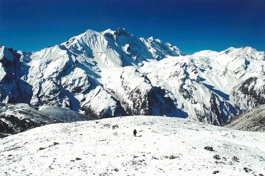 Yeti Yala Peak Trekking Peak Langtang Valley Nepal Trek Himalayas Hike Hiking