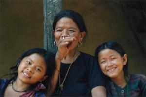 Tharepati Ladies Helambu Valley Trek trekking hike hiking nepal