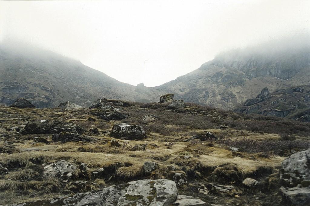 Tutu La Makalu Base Camp Trek Nepal Trekking Hike Hiking Himalayas