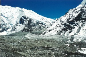Glacier Langtang Valley Trek Trekking Hike Hiking Nepal