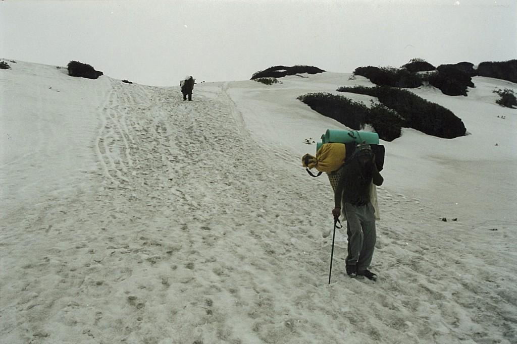 Shipton La Makalu Base Camp Trek Makalu-Barun National Park Nepal Trekking Hike Hiking Himalayas