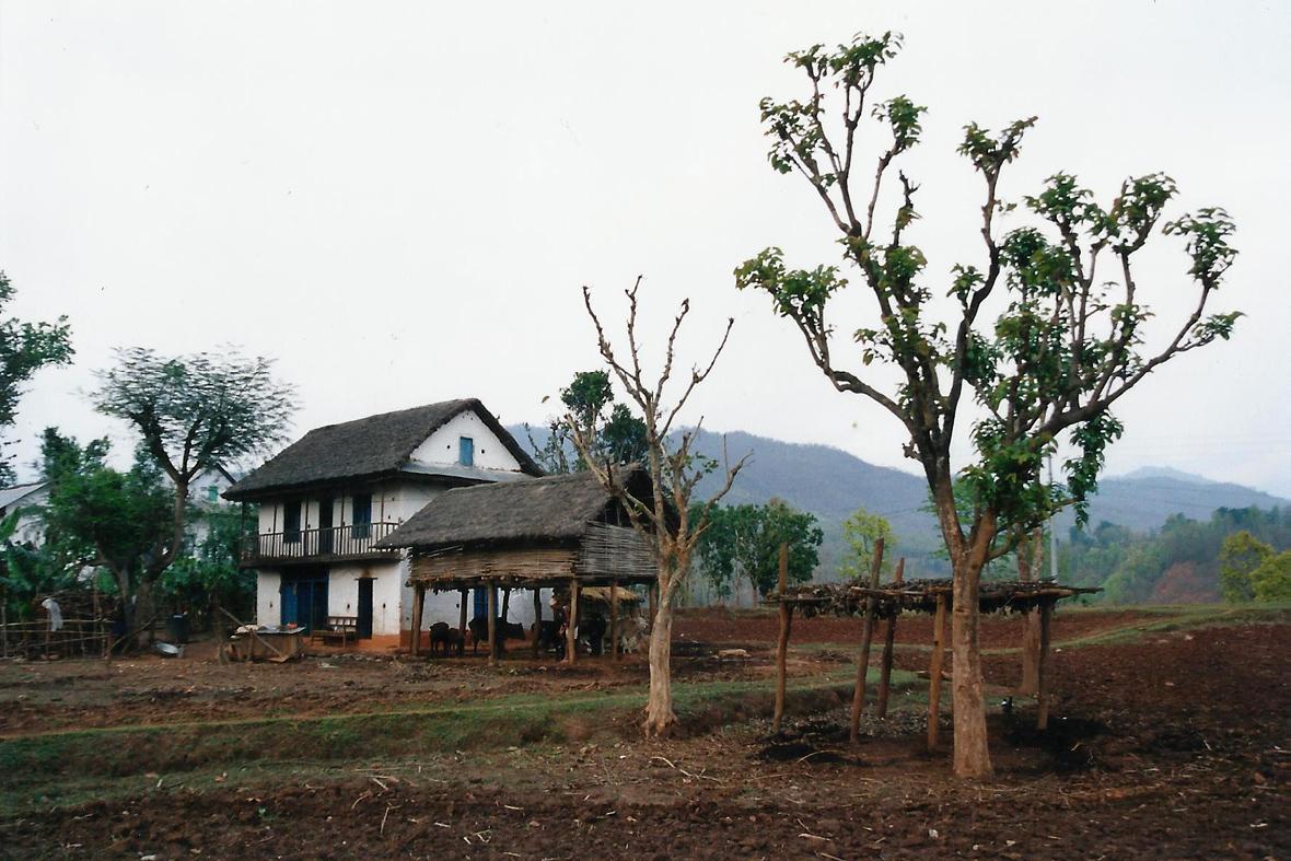 Farmstead Rara Lake Trek Trekking Hike Hiking Nepal