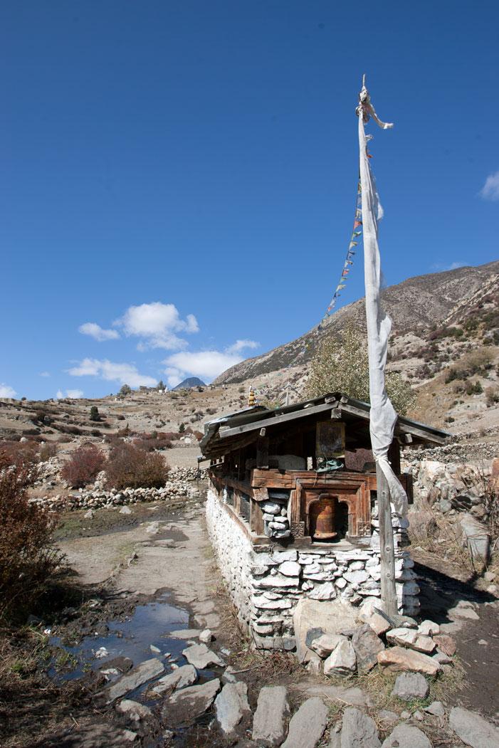 Mani Wall Helambu Gosaikunda Langtang Valley Trek Trekking Hike Hiking Nepal