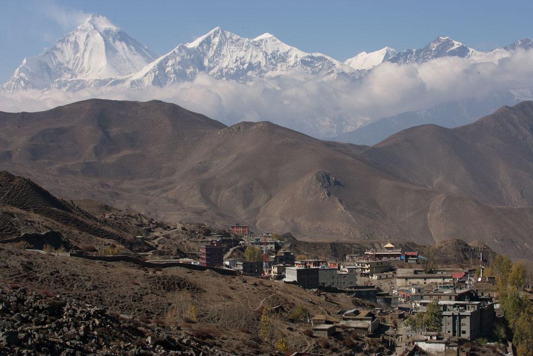 Dhaulagiri Annapurna Circuit Trek Trekking Hike Hiking Nepal