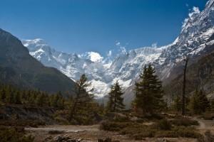 Annapurna Circuit Trek Trekking Hike Hiking Nepal