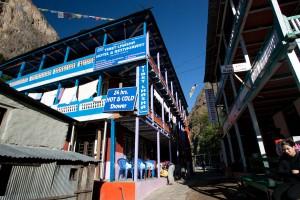 Chamje Annapurna Circuit Trek Trekking Hike Hiking Nepal