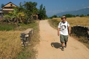 Ghandruk Trek trekking hike hiking nepal