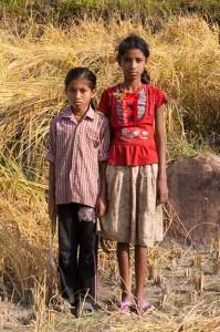 Ghandruk Trek trekking hike hiking nepal children