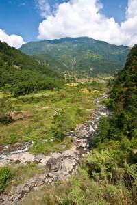 Stream Rara Lake Trek Trekking Hike Hiking Nepal