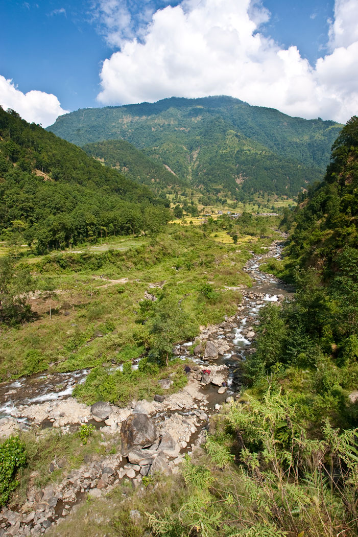 Stream Rara Lake Trek Trekking Hike Hiking Nepal