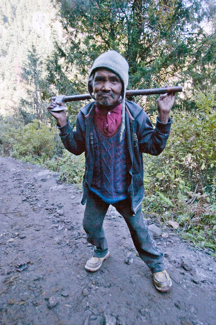Axeman Lobuche Far East Trekking Peak Nepal Khumbu Valley Everest EBC Trek Himalayas Hike Hiking