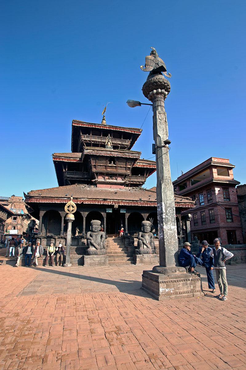 Bhaktapur Kathmandu Valley Nepal