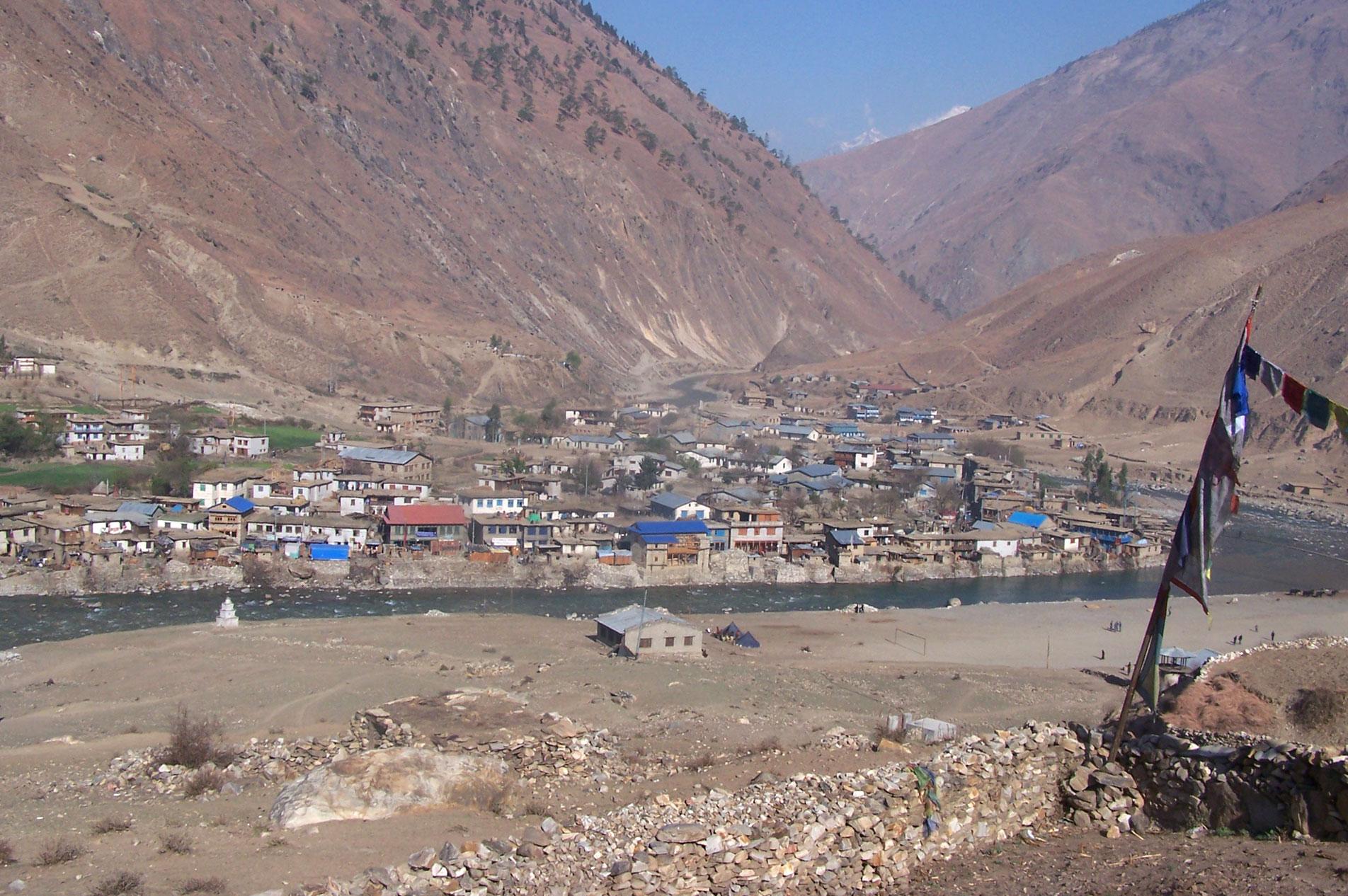 Dunai Upper Dolpo Trek Nepal Trekking Hike Hiking Himalayas