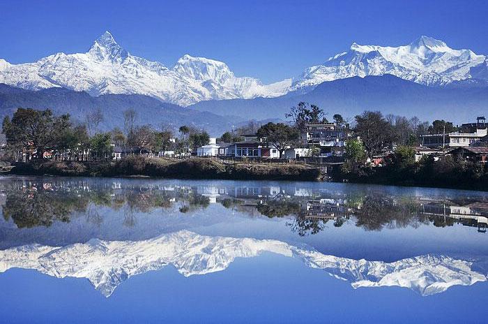 Lakeside Pokhara Nepal
