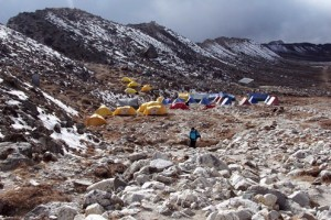 Island Base Camp Trekking Peak Nepal Trek Himalayas Hike Hiking