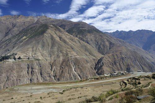 Juphal Airport Upper Dolpo Trek Nepal Trekking Hike Hiking Himalayas