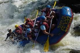 Rafting Kali Gandaki River Kayaking Nepal Himalayas Raft Kayak Adventure Sports