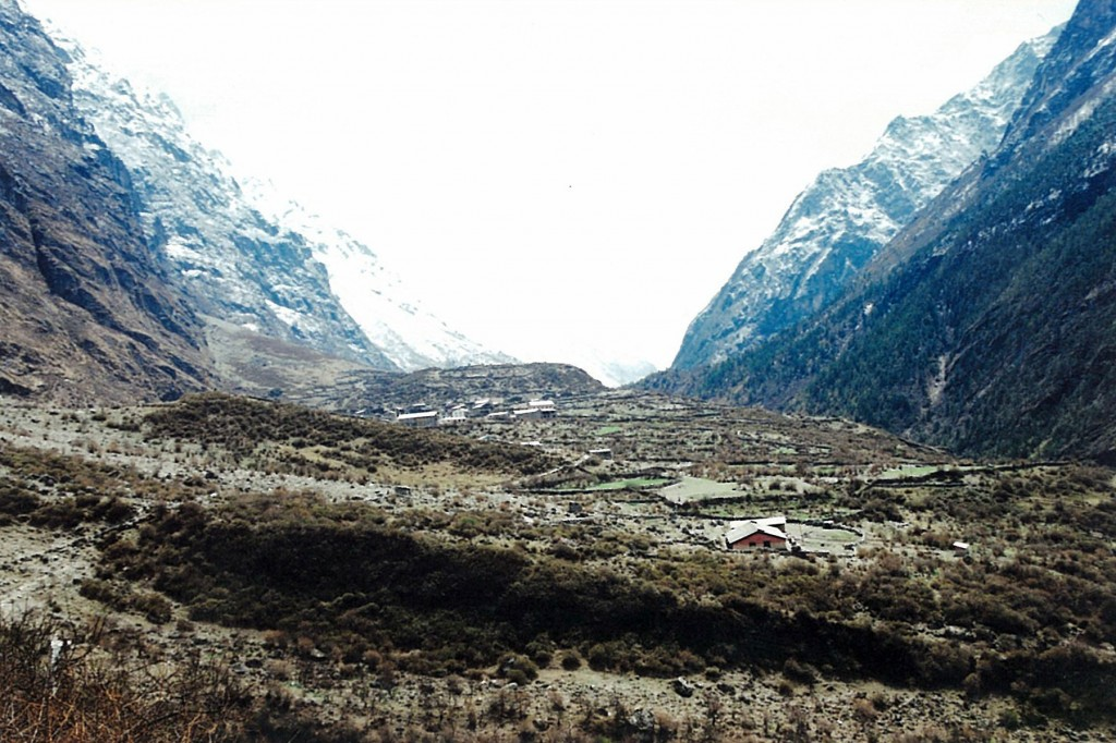 Langtang Valley Trek Trekking Hike Hiking Nepal