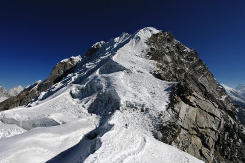 Lobuche Far East Trekking Peak Nepal Trek Himalayas Hike Hiking