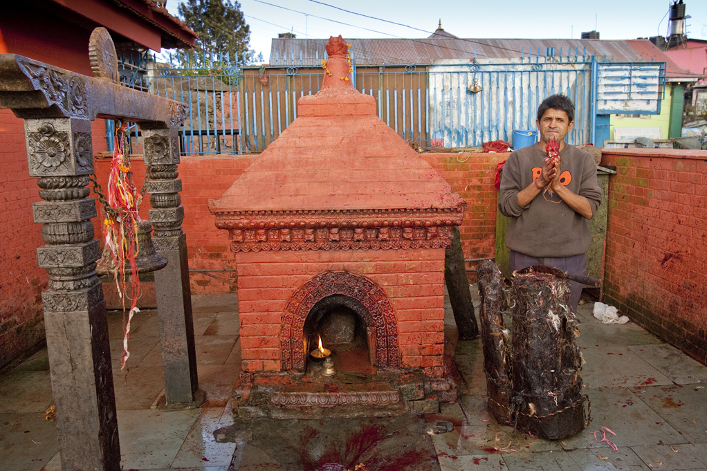 Religious place of nepal