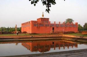 Maya Devi Temple Buddha Lumbini Religion Birthplace Nepal Culture Buddhist Religious