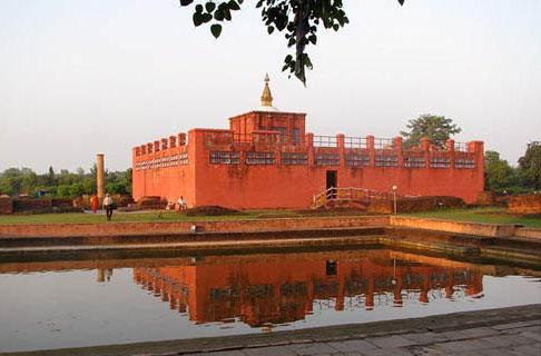 Maya Devi Temple Buddha Lumbini Religion Birthplace Nepal Culture Buddhist Religious Tourism