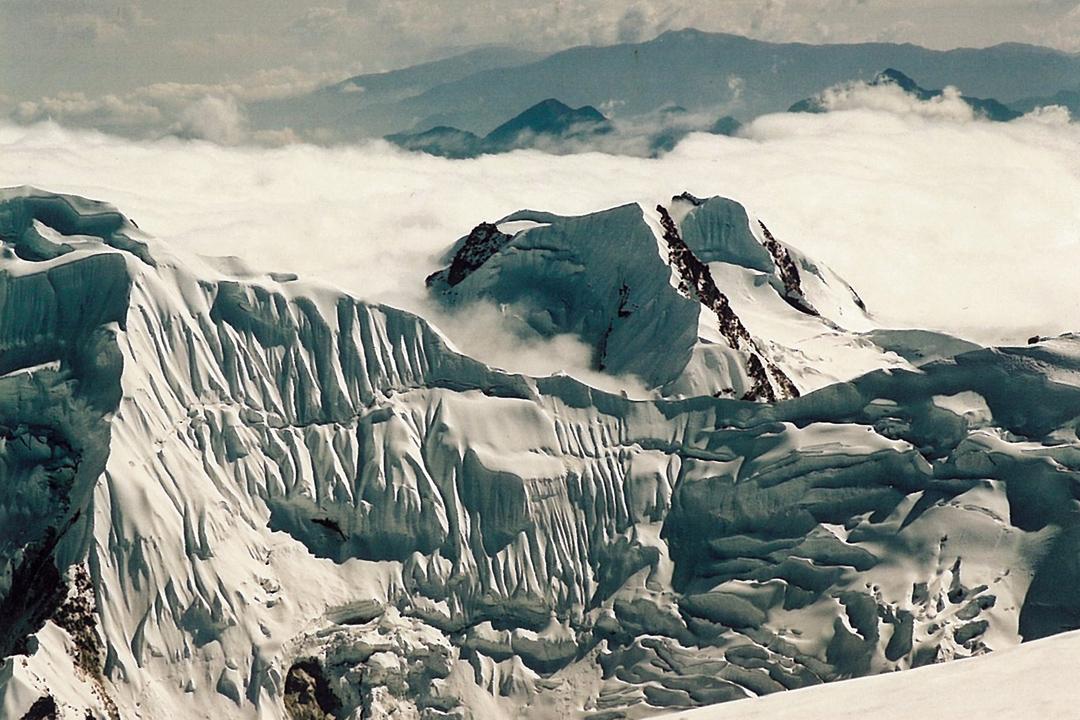 Mera Trekking Peak Summit View Trek Nepal Himalayas Hike Hiking