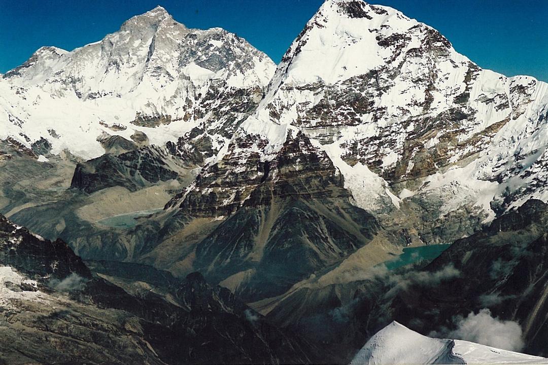 Makalu Chamlang Peaks Mera Trekking Peak Trek Nepal Himalayas Hike Hiking