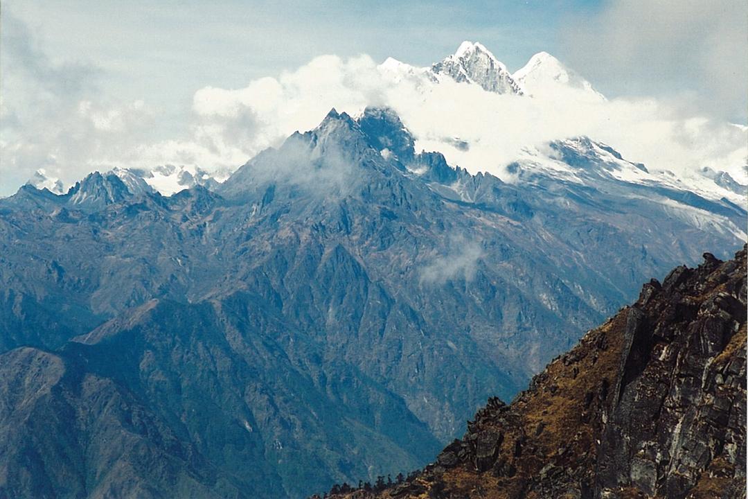Khumbu Valley Mera Trekking Peak Trek Nepal Himalayas Hike Hiking