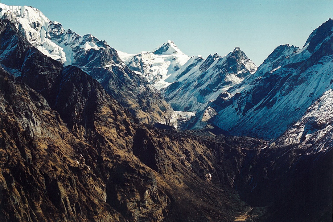 Hinku Valley Mera Trekking Peak Trek Nepal Himalayas Hike Hiking