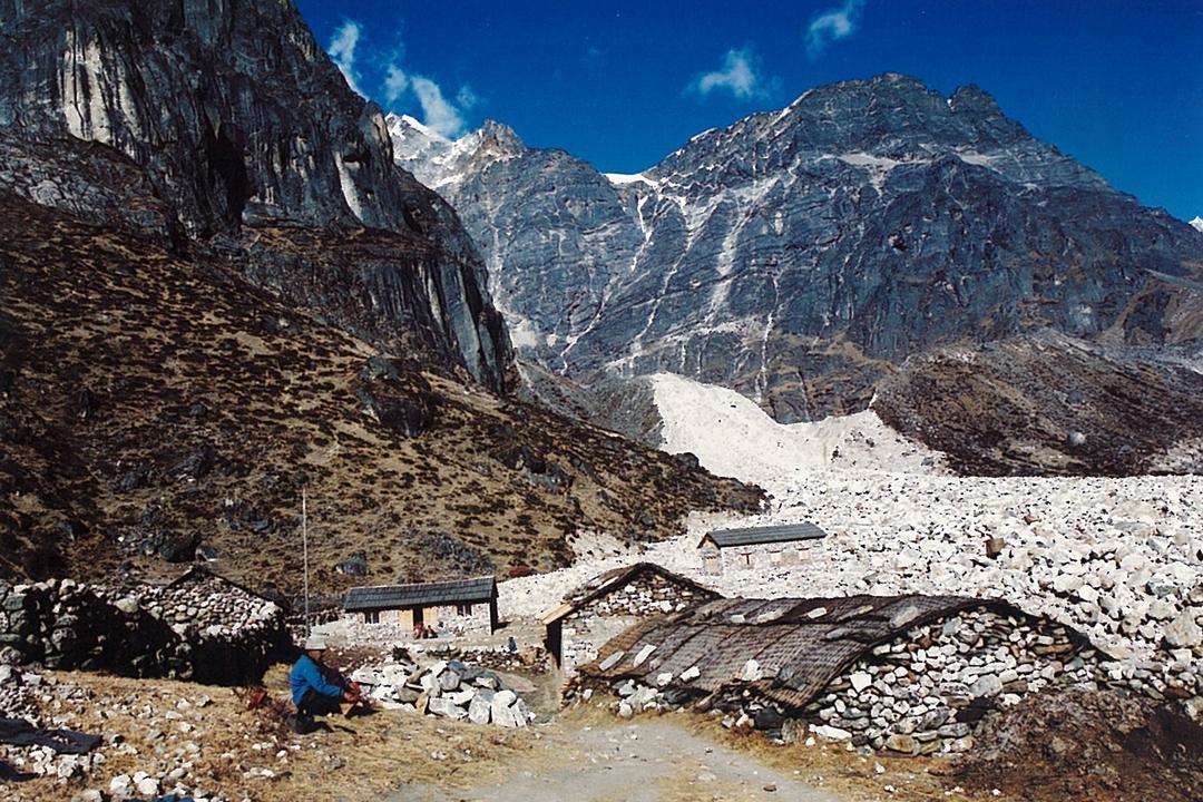 Tangnag Mera Trekking Peak Hinku Valley Trek Nepal Himalayas Hike Hiking