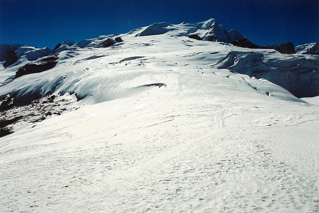 Mera Trekking Peak Trek Nepal Himalayas Hike Hiking