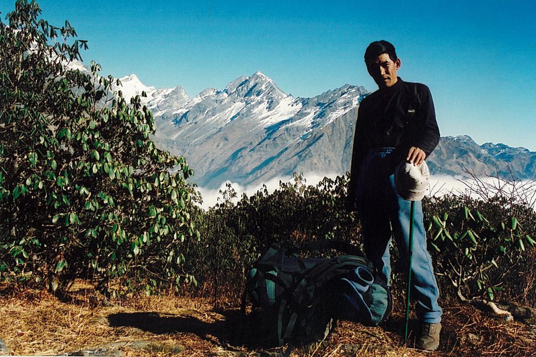 Guide Mera Trekking Peak Hinku Valley Trek Nepal Himalayas Hike Hiking