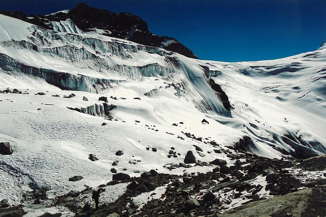 Mera La Trekking Peak Trek Nepal Himalayas Hike Hiking
