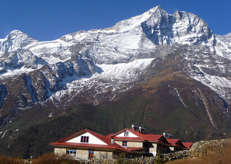 Mende Everest Panorama Trek Khumbu Valley Trekking Hike Hiking Nepal