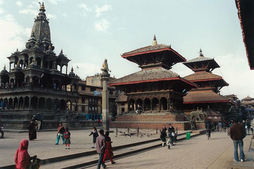 Patan Durbar Kathmandu Nepal