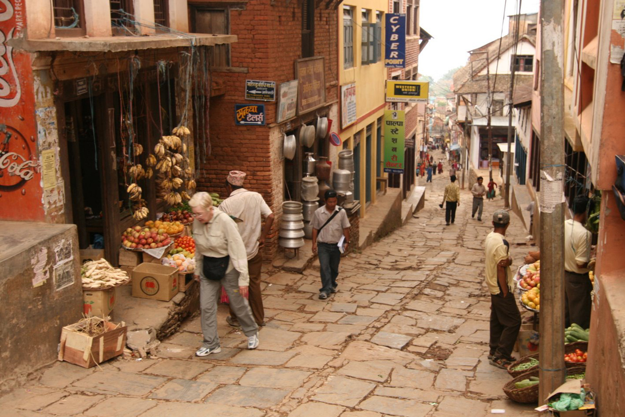 Tansen Culture Nepal Temple Tourist Sites