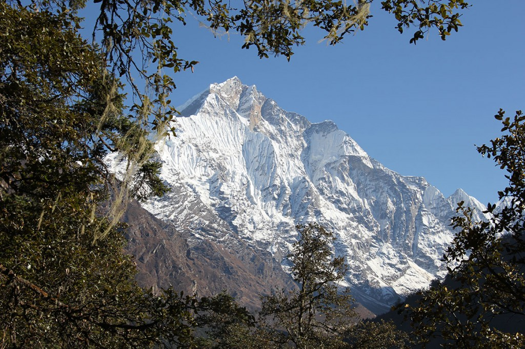 View Gumba Lungdang Tsum Valley Trek Nepal Trekking Hike Hiking