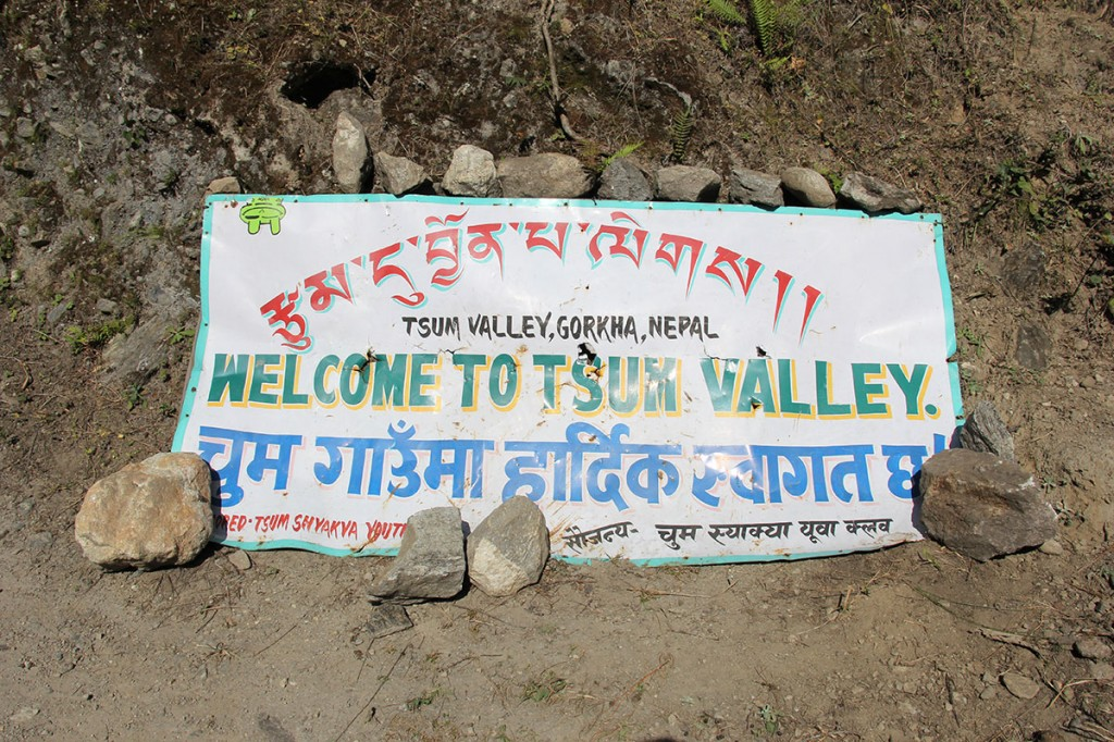 Welcome Tsum Valley Trek Trekking Hike Hiking Nepal