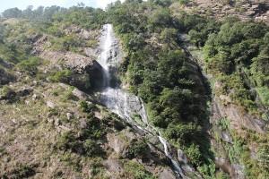 Waterfall Everest Base Camp Trek EBC Trekking Hike Hiking Nepal